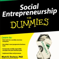 Social Entreprenuership 20 yrs+