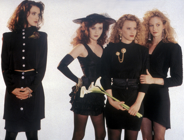 Heathers Even At the Pre-School Age... - Janine's ...