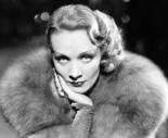 Marlene Dietrich precedes Diane Keatons' androgynous look
