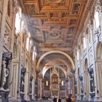 San Giovanni Basilica, Vatican 3D Visual Art tour link
