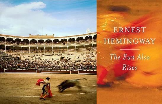 Free E Book The Sun Also Rises By Ernest Hemingway Project Gutenberg Sustain Able 余 Www Ceciliayu Com