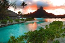 Amazing View of Bora Bora Photo by firefly242
