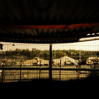 Isreal and Palestine: Old Photos of Megiddo prison by Mohammad Alhaj
