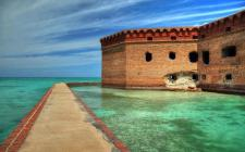 Fort Jefferson Florida. South of Key West !