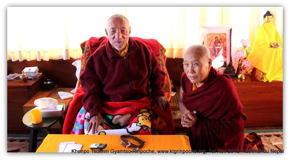 Tibet: For Buddhist Students of མཁན་པོ་ཚུལ་ཁྲིམ་རྒྱ་མཚོ་རིན་པོ་ཆེ་ 堪布竹清嘉措仁波切 Khenpo Tsultrim Gyamtso Rinpoche from Tibet!