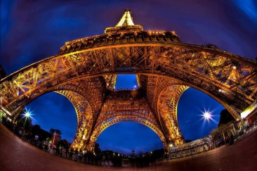 Paris France Photo by 13thWitness