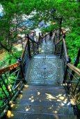 Staircase, Montmartre, Paris