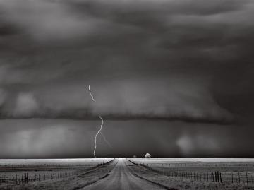 Storm near Guymon, Oklahoma, USA. Photo by Mitch Dobrowner