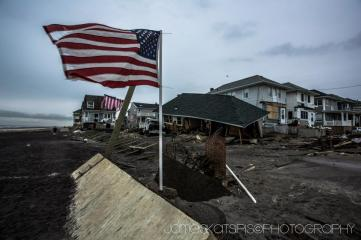 United we stand. Hurricane Sandy