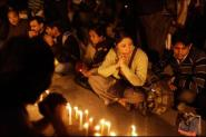 29th December 2012 - peaceful protest after the death of the 23-year-old student from New Dehli who died from her injuries caused by a gang-rape two weeks earlier. (2)