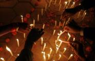 29th December 2012 - peaceful protest after the death of the 23-year-old student from New Dehli who died from her injuries caused by a gang-rape two weeks earlier. (3)