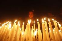 29th December 2012 - peaceful protest after the death of the 23-year-old student from New Dehli who died from her injuries caused by a gang-rape two weeks earlier. (6)