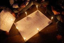 29th December 2012 - peaceful protest after the death of the 23-year-old student from New Dehli who died from her injuries caused by a gang-rape two weeks earlier. (7)