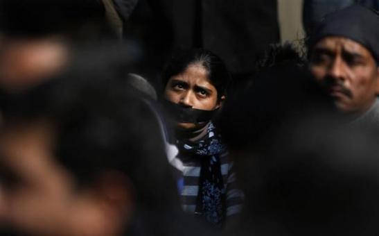 antirape protest india (1)