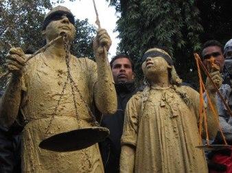 antirape protest india 12