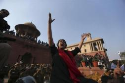 antirape protest india 6