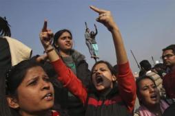 antirape protest india 9
