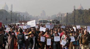 AP2012 India Gang Rape protest (3)
