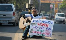 AP2012 India Gang Rape protest