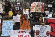 India Gang Rape protest (1)