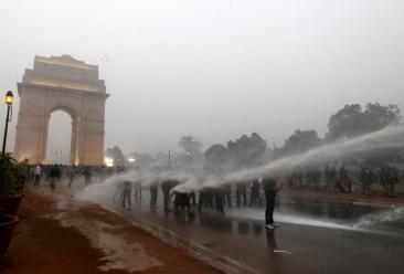 India Gang Rape protest (10)