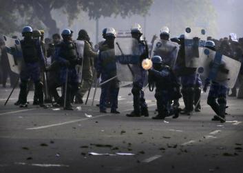 India Gang Rape protest (11)
