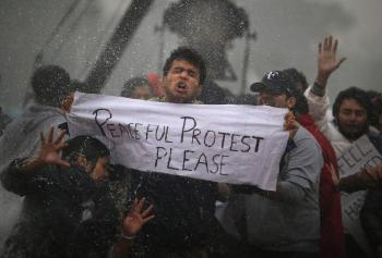 India Gang Rape protest (13)