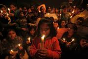 India Gang Rape protest (14)