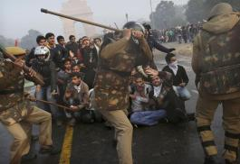 India Gang Rape protest (15)