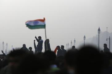 India Gang Rape protest (17)