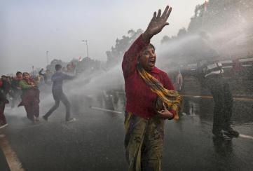India Gang Rape protest (18)