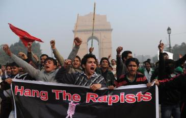 India Gang Rape protest (19)