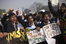 India Gang Rape protest (20)