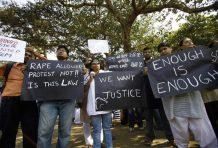 India Gang Rape protest (21)