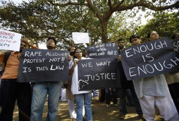 India Gang Rape protest (21)