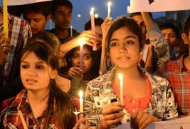 India Gang Rape protest (22)