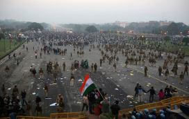 India Gang Rape protest (27)