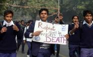 India Gang Rape protest (28)