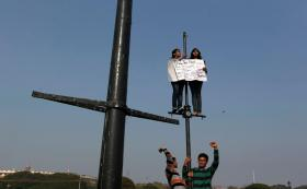India Gang Rape protest (29)
