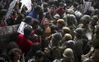 India Gang Rape protest (4)