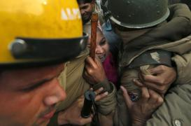 India Gang Rape protest (5)