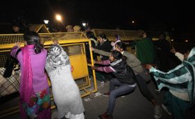 India Gang Rape protest (6)
