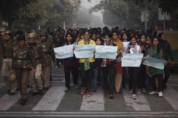 India Gang Rape protest (9)