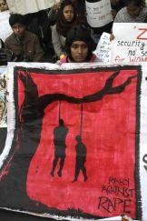 India Gang Rape protest