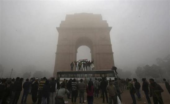 New Dehli - 22th December 2012 - (10)