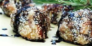 Tuna Meat Balls