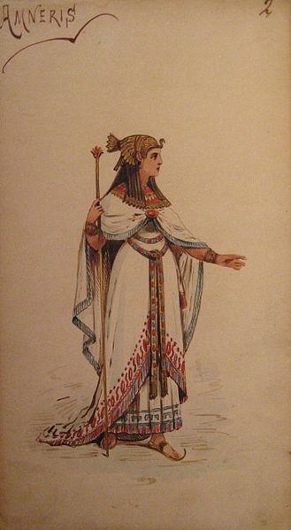 Verdi Aida Amneris_(1872)