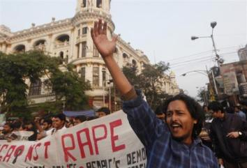 XO1402 antirape protest India 2012