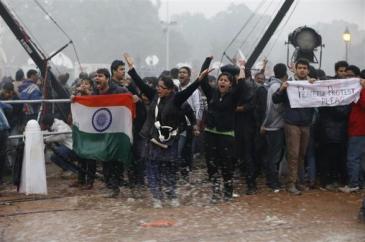 XO1847 Anti rape protest India 2012