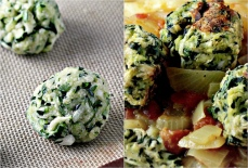 Zucchini Meat Balls
